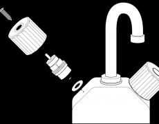 Comment réparer un robinet qui fuit