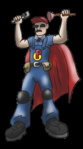 super-plombier